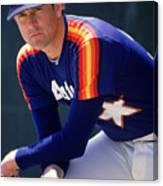 Nolan Ryan Canvas Print
