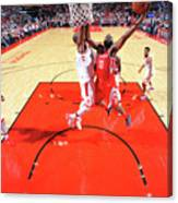 James Harden Canvas Print