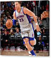 Blake Griffin Canvas Print