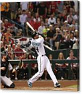 Paul Goldschmidt Canvas Print