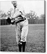 Cy Young Canvas Print