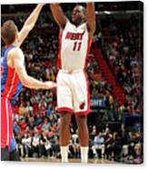 Dion Waiters Canvas Print