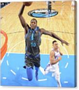 Dorian Finney-smith Canvas Print
