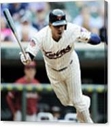 Eduardo Escobar Canvas Print
