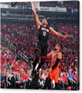 Eric Gordon Canvas Print