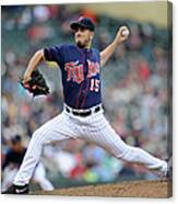 Glen Perkins Canvas Print