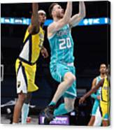 Gordon Hayward Canvas Print