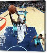 James Ennis Canvas Print