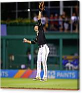 Jung Ho Kang Canvas Print