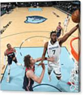 Justise Winslow Canvas Print