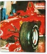 Le Mans Canvas Print