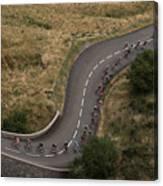 Le Tour de France 2015 - Stage Fifteen Canvas Print
