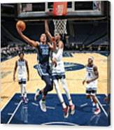 Memphis Grizzlies v Minnesota Timberwolves Canvas Print