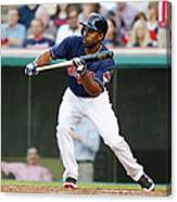 Michael Bourn Canvas Print
