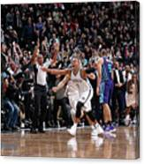 Randy Foye Canvas Print