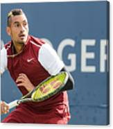 Rogers Cup Montreal - Day 4 Canvas Print