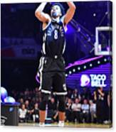 Spencer Dinwiddie Canvas Print