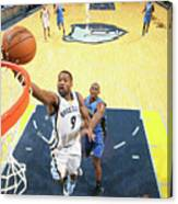 Tony Allen Canvas Print