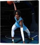2020-2021 Memphis Grizzlies Content Day Canvas Print