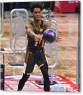 2020 NBA All-Star - Taco Bell Skills Challenge Canvas Print