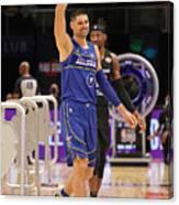 2021 NBA All-Star - Taco Bell Skills Challenge Canvas Print