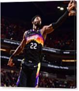 2021 NBA Playoffs - Los Angeles Lakers v Phoenix Suns Canvas Print