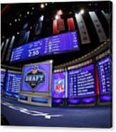 2014 NFL Draft Canvas Print