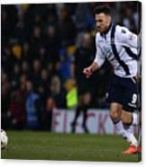 Bradford City v Millwall - Sky Bet League One Canvas Print
