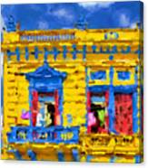 Buenos Aires Canvas Print
