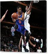 Courtney Lee Canvas Print