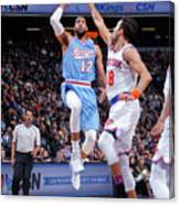 Garrett Temple Canvas Print