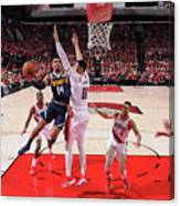 Gary Harris Canvas Print