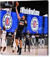 Orlando Magic v Los Angeles Clippers Canvas Print