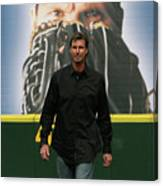 Randy Johnson Canvas Print