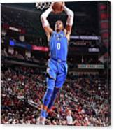 Russell Westbrook Canvas Print