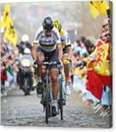 100th Tour of Flanders Canvas Print