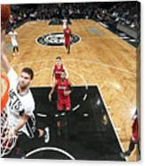 Brook Lopez Canvas Print