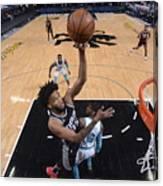 Charlotte Hornets v Sacramento Kings Canvas Print