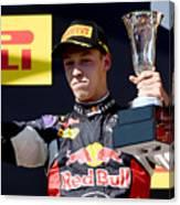 F1 Grand Prix of Hungary Canvas Print