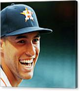 George Springer Canvas Print