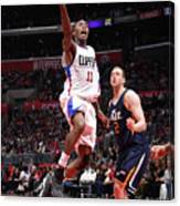 Jamal Crawford Canvas Print