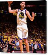 Klay Thompson Canvas Print