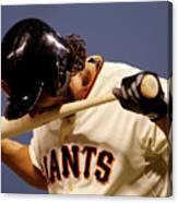 Madison Bumgarner Canvas Print