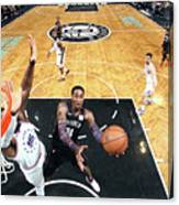 Rondae Hollis-jefferson Canvas Print
