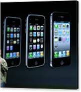 Apple Introduces iPhone 5 Canvas Print