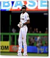 Dee Gordon Canvas Print