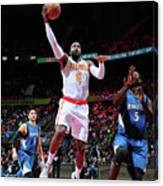 Paul Millsap Canvas Print
