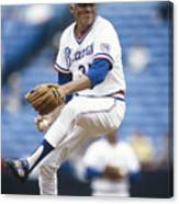 Phil Niekro Canvas Print
