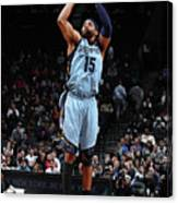Vince Carter Canvas Print