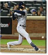 Christian Yelich Canvas Print